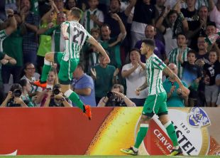 Real Betis - Dudelange.