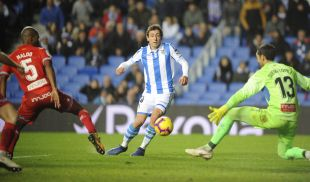 Jornada 19 R. Sociedad - Espanyol