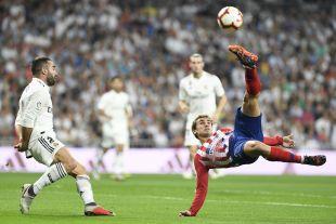 Jornada 7 R. Madrid - Atlético