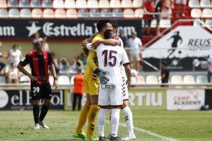 Jornada 4 Reus - Albacete