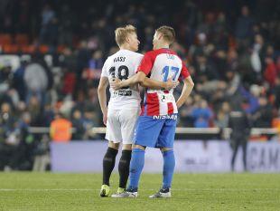 Octavos - Vuelta- Valencia CF-Real Sporting