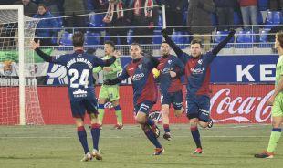 SD Huesca - Real Betis.