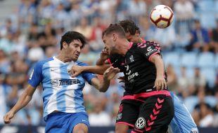 Málaga CF - CD Tenerife. MalagaCF-Tenerife