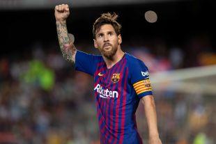 Jornada 1 FC Barcelona - Alavés