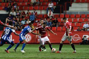Jornada 7 Nàstic - Deportivo