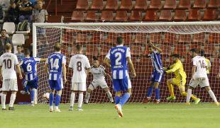 Albacete BP - RC Deportivo. Albacete-Deportivo