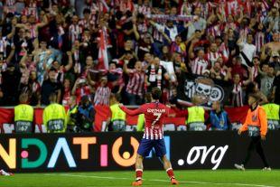 Real Madrid - Atlético de Madrid. EFE/VALDA KALNINA