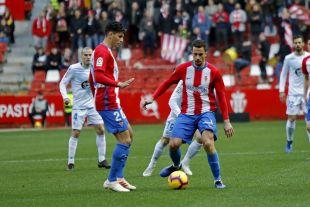 Jornada 23 Sporting - Deportivo