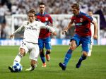 Real Madrid - Viktoria Plzeň
