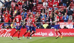 Jornada 32 Atlético - Levante