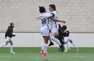El Madrid CFF sumó su octava remontada de la temporada, al vencer por 2-1 al VCF Femenino.