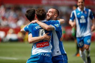 Jornada 34 Girona - Espanyol