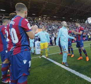 Jornada 37 Levante - FC Barcelona