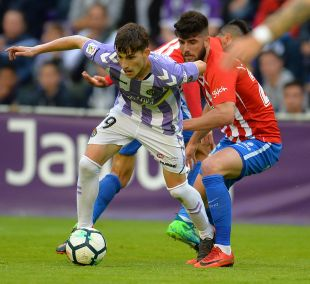 Play-off ascenso 1º - Ida Valladolid - R. Sporting