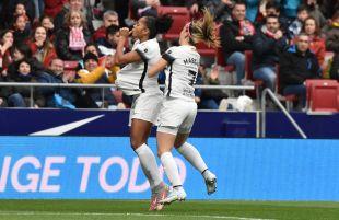 At. Madrid Femenino - Madrid CFF.