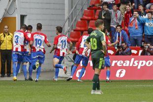 Dieciseisavos - Ida-Real Sporting-SD Eibar