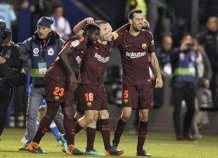 Deportivo - FC Barcelona.