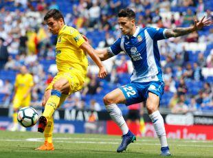 Jornada 35 Espanyol - Las Palmas
