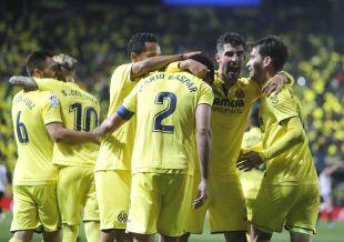 Jornada 36 Villarreal - Valencia