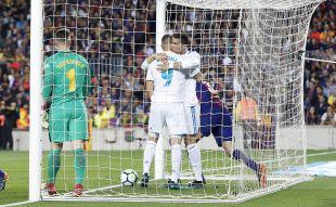 Jornada 36 FC Barcelona - R. Madrid