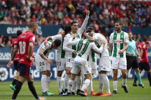 Jornada 35 Osasuna - Córdoba