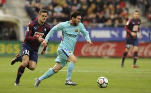 Eibar - FC Barcelona. partido