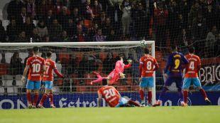 Lugo - FC Barcelona B. Lugo vs Barsa B
