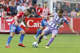 Play-off ascenso 1º - Vuelta R. Sporting - Valladolid