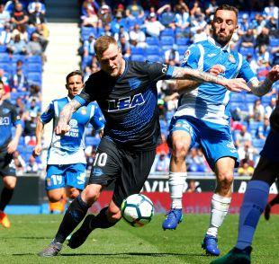 Jornada 30 Espanyol - Alavés