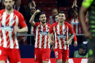 Atlético de Madrid - Sporting Clube de Portugal // EFE/JuanJo Martín