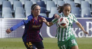 FC Barcelona - R. Betis Féminas.