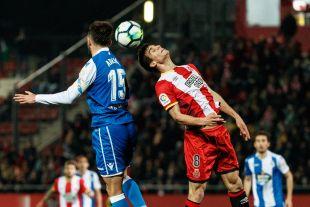 Jornada 28 Girona - Deportivo