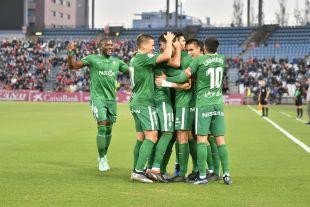 UD Almería - Real Sporting.