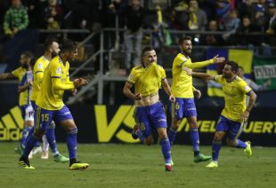 Cádiz CF - RCD Espanyol.
