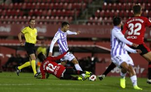 Dieciseisavos - Ida-RCD Mallorca-R. Valladolid CF
