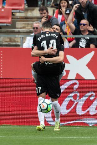 Jornada 36 Girona - Eibar