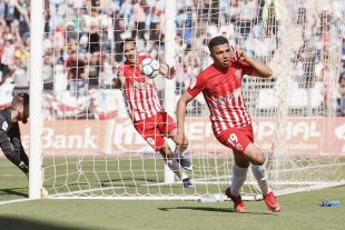 Almería - FC Barcelona B.