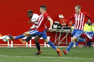 Jornada 29 Sevilla At. - Sporting