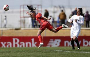 Nahikari marcó el segundo de los dos tantos que le dieron la victoria a la Real Sociedad frente al Sevilla.