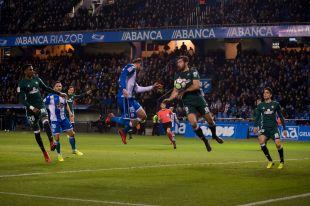 Deportivo - R. Betis. depor betis
