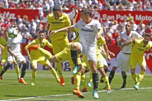 Jornada 32 Sevilla - Villarreal