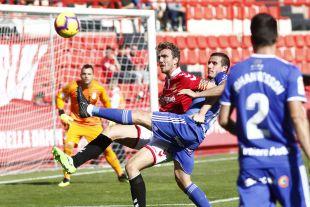 Jornada 11 Nàstic - R. Oviedo