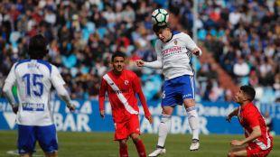 Real Zaragoza - Sevilla Atlético
