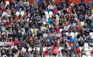 El Carlos Belmonte volvió a abrir sus puertas al fútbol femenino.