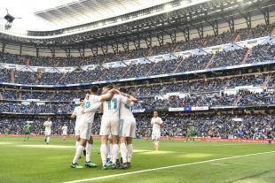 Jornada 35 R. Madrid - Leganés