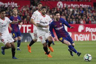Jornada 30 Sevilla - FC Barcelona