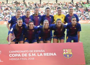 FC Barcelona - At. Madrid Femenino.