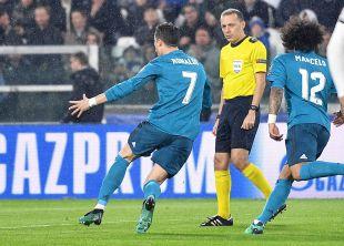 Juventus - Real Madrid  // EFE/ALESSANDRO DI MARCO