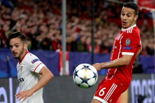 Sevilla FC - FC Bayern München // EFE/Julio Muñoz