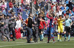 Jornada 31 Levante - Las Palmas
